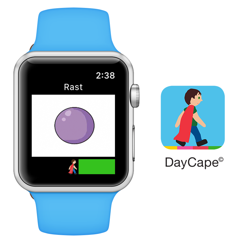 DayCape Apple Watch